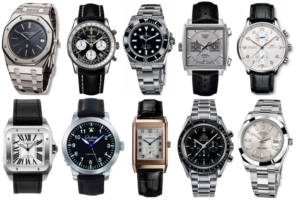 Orologeria i diversi tipi di orologio questione di polso - Diversi tipi di figa ...