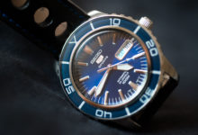Seiko SNZH53: il piccolo Fifty Fathoms