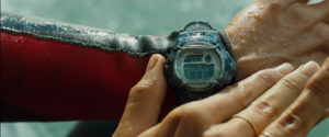 Casio Watch The Shallows